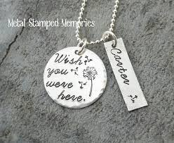 Custom Charm Necklaces Infant Loss Gifts Miscarriage Keepsakes And Baby Memorials