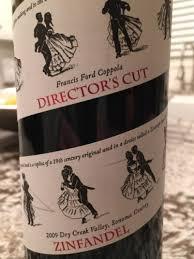 coppola director s cut francis ford coppola director s cut zinfandel nv wine info