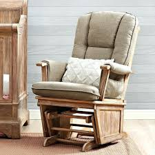 small rocking chairs for nursery a large upholstered chair or a