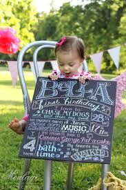 fun ideas for your baby u0027s first birthday photo shoot