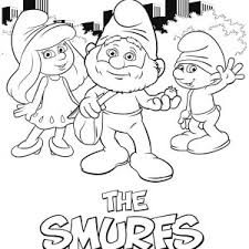 100 ideas coloring pages smurfs free emergingartspdx