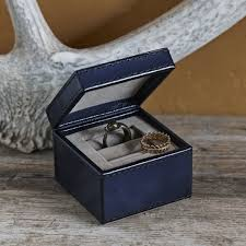 box rings images Leather ring box storage or presentation of engagement or wedding jpg