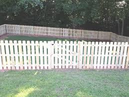 picket fence british standard fencebritish standard fence