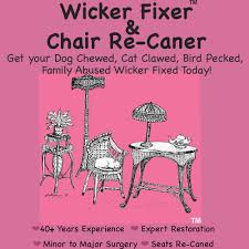 wicker fixer furniture repair 924 prairie ridge rd ozark mo
