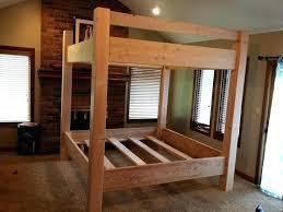 Bunk Bed King Futon Bunk Bed King Built In Bunk Beds Plans Bedz King Bunk Bed