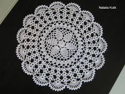 Crochet For Home Decor by Crochet Doilies Napkin Crochet Openwork Napkins Set Of