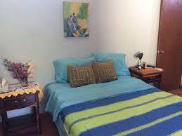Artsy Bedroom by La Manzanilla The Artsy Little Village With The Beautiful
