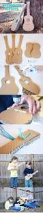 Diy Portable Mister by Diy Cardboard Guitars Http Www Makeit Loveit Com 2011 03