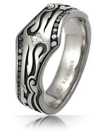 men s ring unique mens wedding bands