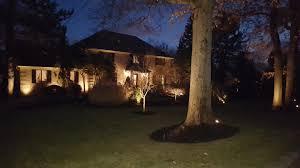 Lighting In Landscape Landscape Lighting For Bergen County Onorato Landscaping