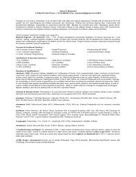 software trainer cover letter certified personall trainer cover
