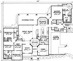 Split Bedroom Plan Plan 31044d Elegant Rotunda Adds Flair Extra Rooms Game Rooms