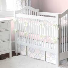 Hayley Nursery Bedding Set by Modern Crib Set Modern Crib Bedding For Baby Boys All Modern Home