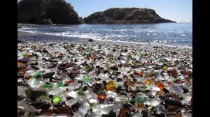 glass beach glass beach in california hd 2014 youtube