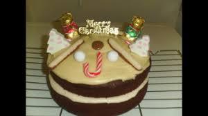 easy christmas chocolate cake recipe 2017 celebration time