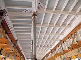 meva u0027s concrete slab formwork mevadec helps construct swiss