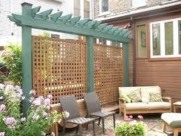 Ideas For Backyard Privacy by Backyard Privacy Ideas U2013 Airdreaminteriors Com