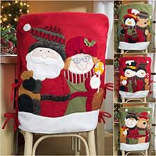 christmas chair covers costco santa plush chair covers 4 pack customer reviews