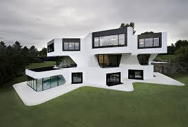 moderne häuser bauen vielfalt und harmonie in der modernen - Hã User Architektur