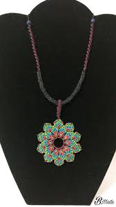 14 best macrame images on pinterest necklaces flower and