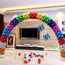 hawaiian balloon decorations home decor 2017