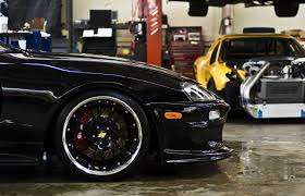 lexus yellow brake calipers pic request black supras with red u0026 yellow tt calipers behind