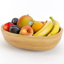 Fruit Bowls by Orange 3d Model Fruit Bowl Cgtrader
