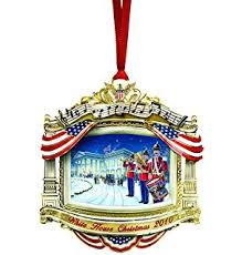 2014 official white house ornament warren g