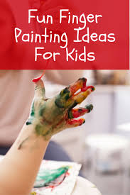 Painting Ideas For Kids Finger Painting Ideas For Kids Educational Toy Factory