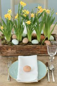 Easter Table Decorations On Pinterest by 45 Amazing Easter Table Decoration Ideas Easter Colored Eggs