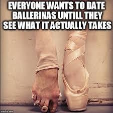 Foot Meme - ballet feet meme generator imgflip