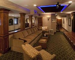 Home Theatre Interior Design Pictures by Custom Home Movie Theater Design Photos Gallery Cinema Ideas