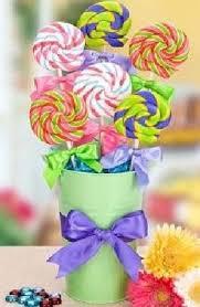lollipop bouquet customizable rustic burlap lollipop bouquet white burlap bridal