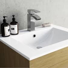 enki modern square designer bath filler tap basin mixer tap pack