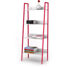atlantic 4 tier angled ladder shelving unit walmart com