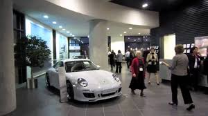 porsche factory dinner at the porsche factory in leipzig germany youtube