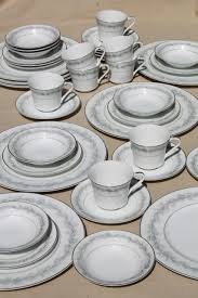 style house china baroque vintage china dishes and dinnerware