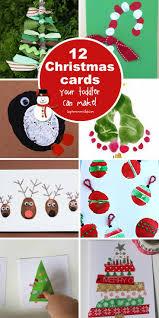 these homemade christmas cards are delightful and a perfect way to