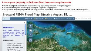 Fema Interactive Flood Map Interactive Has Your Flood Insurance Requirements Changed Sun