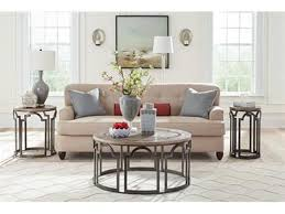 Riverside Coffee Table Riverside Living Room Round Coffee Table 20102 Stacy Furniture