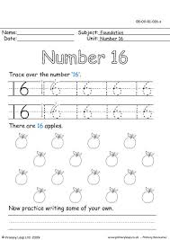 free worksheets tracing numbers worksheets 1 20 free math