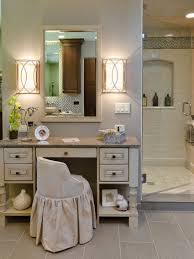 makeup vanity table with lighted mirror lights bedroom ideas