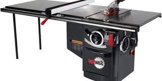 sawstop professional cabinet saw 1 75 hp cabinet saw reviews 9 sawstop professional cabinet saw review pcs