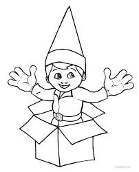 printable elf coloring pages christmas elves coloring pages elf coloring page elf coloring pages