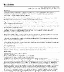 hvac technician resume exles hvac installer resume resume template sle resume for technician