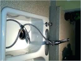 how to install a kitchen sink sprayer kitchen sink hose replacing kitchen sink sprayer hose how to install