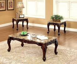 Coffee Table With Coffee Table With Marble Top Cfee Cfee Coffee Table Set With