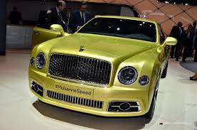 bentley yellow bentley mulsanne speed geneva 2016 03 images geneva motor show