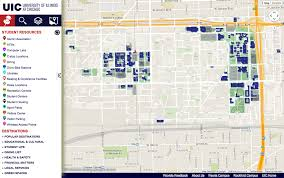 Chicago Divvy Map Find Directions Resources With Interactive Campus Map Uic Today