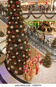Christmas Decorations Shop Liverpool by Christmas Mall Retail Decorations Stock Photos U0026 Christmas Mall